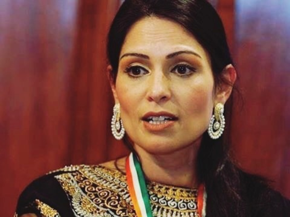 Priti Patel Biography, Age, Height, Husband, Net Worth ...
